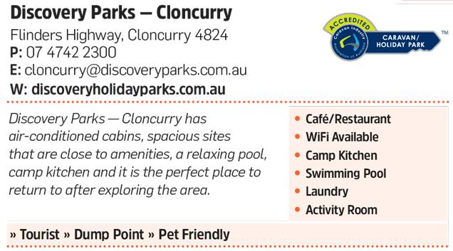 Cloncurry CPk LISTING (Copy)