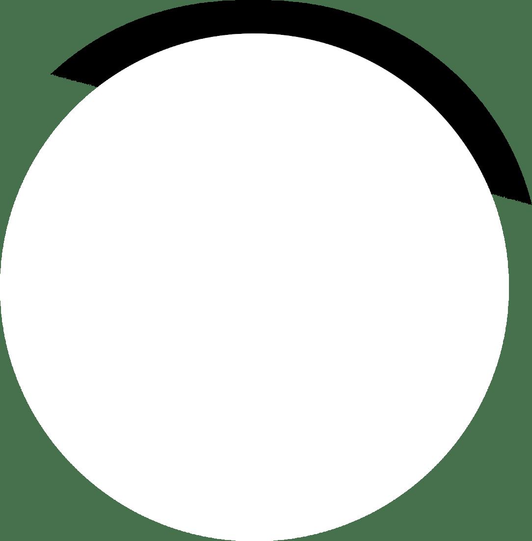 cirkel wit klacht